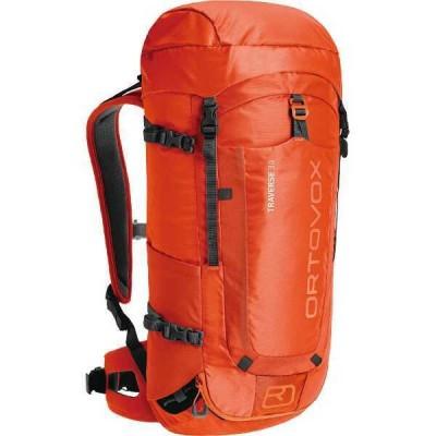 オルトボックス ORTOVOX トラバース30 バックパック [カラー:オレンジ] [サイズ:27×64×21cm(30L)] #OV-48530-ORN TRAVERSE 30