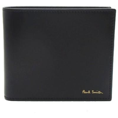 ポールスミス(Paul Smith)二つ折り財布 M1A4833 AMULTI79【新品】