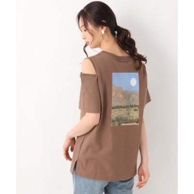 tシャツ Tシャツ アシメショルダーT【HYPE LIMITED LINE】/839649
