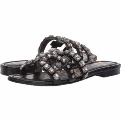 サム エデルマン Sam Edelman レディース サンダル・ミュール シューズ・靴 Bay 8 Black Leather/Nappa