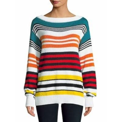ロージー アスリーヌ レディース トップス ニット  Multicolored Cotton Sweater