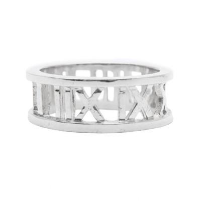 リング 指輪 メンズ シルバー925 ローマ数字 シンプル バイカー ネイティブアメリカン お兄系 カジュアル プレゼント ギフト