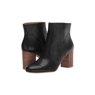 Lucky Brand ラッキーブランド レディース 女性用 シューズ 靴 ブーツ アンクルブーツ ショート Sheirin - Black