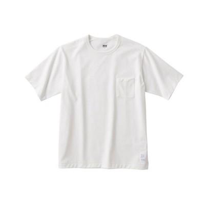 ヘリーハンセン HELLY HANSEN メンズ&レディース ショートスリーブプレーンティー S/S Plain Tee 半袖Tシャツ