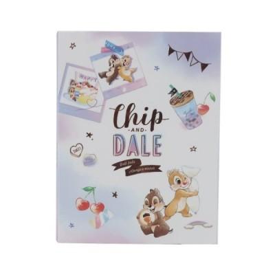 チップ&デール BOOK型 ふせんセット 付箋 2021SS ディズニー キャラクター グッズ
