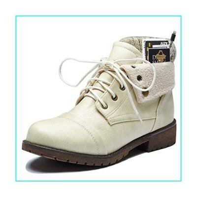 【新品】Women's DailyShoes Combat Style Lace Up Sweater Top Ankle Bootie With Pocket for Credit Card Knife Money Wallet Pocket Boots, 9,