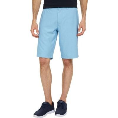 トラビスマシュー TravisMathew メンズ ショートパンツ ボトムス・パンツ Kona Gold Shorts Heritage Blue