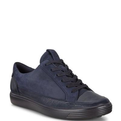 エコー レディース スニーカー シューズ Soft 7 Mono Leather Sneakers