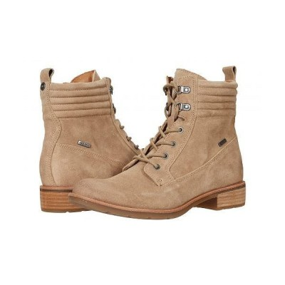 Sofft ソフト レディース 女性用 シューズ 靴 ブーツ レースアップ 編み上げ Baxter Waterproof - Cashmere Oiled Cow Suede