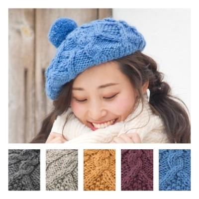shanti / ベレー帽 フラッフィー