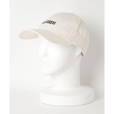 帽子 キャップ 【BEN DAVIS/ベンデイビス】コーデュロイキャップ  ローキャップ ブランドロゴ