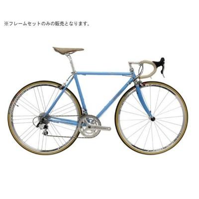 ML 725 アイスブルー サイズ530 (170-175cm) クロモリ フレームセット
