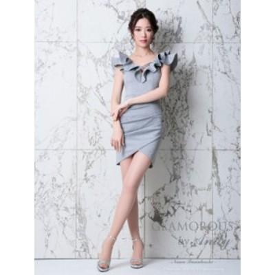 GLAMOROUS ドレス GMS-V474 ワンピース ミニドレス Andy グラマラスドレス クラブ キャバ ドレス パーティードレス