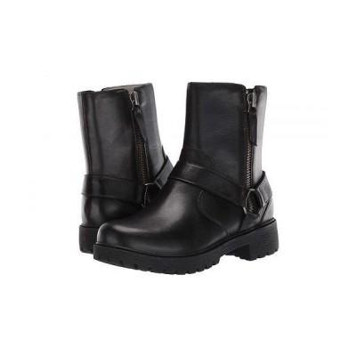 Alegria アレグリア レディース 女性用 シューズ 靴 ブーツ ライダーブーツ Charlette - Crazyhorse Black