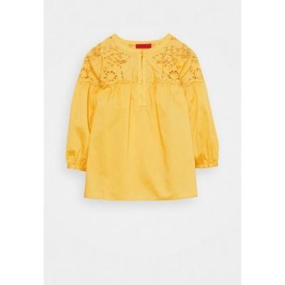 マックス アンド コー シャツ レディース トップス PIOVOSO - Blouse - sunshine yellow