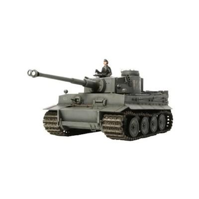 タミヤ 1/25 デラックス戦車シリーズ No.11 ドイツ陸軍戦車 タイガーI型 (