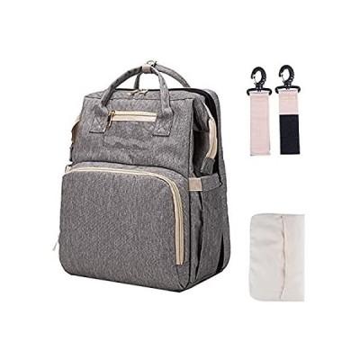 Homemari Multifunctional Mummy Backpack Large Capacity Nappy Tote Bags Diap好評販売中