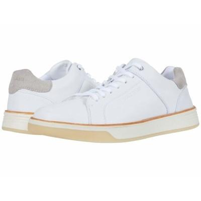 コールハーン スニーカー シューズ メンズ Grand Crosscourt Crafted Sneaker Ivory