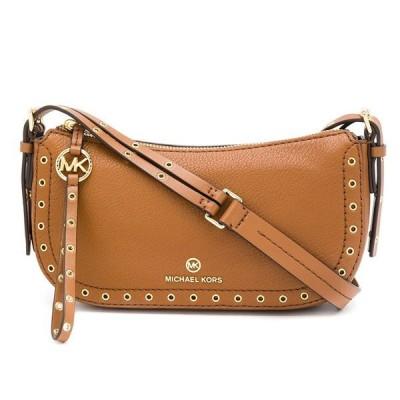 マイケルコース ショルダーバッグ Michael Michael Kors Camden Small Pochette Bag (Luggage) スモール ショルダーバッグ (ラゲッジ)
