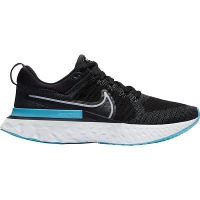 ナイキ Nike レディース ランニング・ウォーキング シューズ・靴 React Infinity Run Flyknit 2 Running Shoes Anthracite/Black