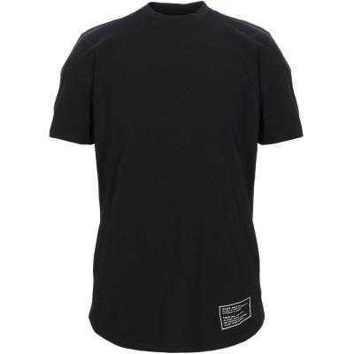 HOMECORE T シャツ ブラック S コットン 100% T シャツ