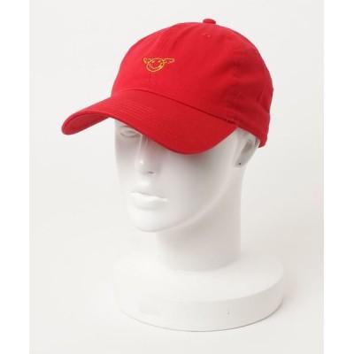 MEDICOM TOY / Sync. 【D*FACE】COTTON CAP FLYING SMILE MEN 帽子 > キャップ