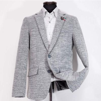 barassi MILANO バラシ カジュアル ジャケット シングル 2つボタン メンズ ファッション 服 カジュアル 秋冬