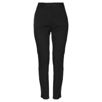 メルシー ..,MERCI パンツ ブラック 38 コットン 97% / ポリウレタン 3% パンツ