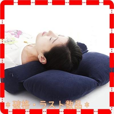 円柱 クッション もっと肩楽寝まくら ストレートネック そば殻矯正枕 枕 頭痛改善 頚椎ヘルニア枕 楽だ寝え 首
