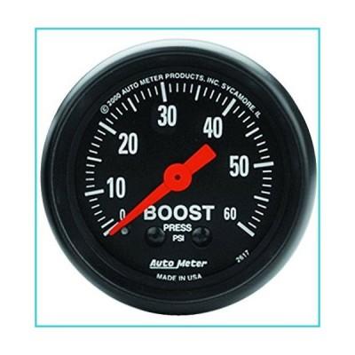 AUTO METER 2617 Z-Series Mechanical Boost Gauge【並行輸入品】