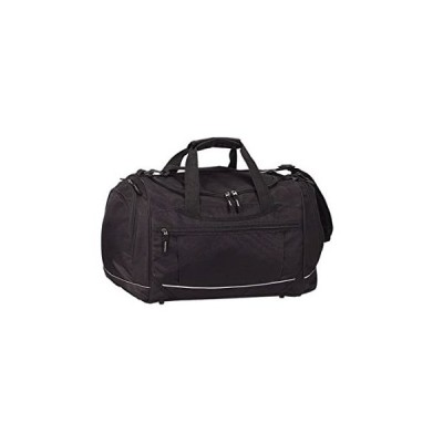 Sports Camping Fishing Hiking Hunting Duffel Cooler (Black)
