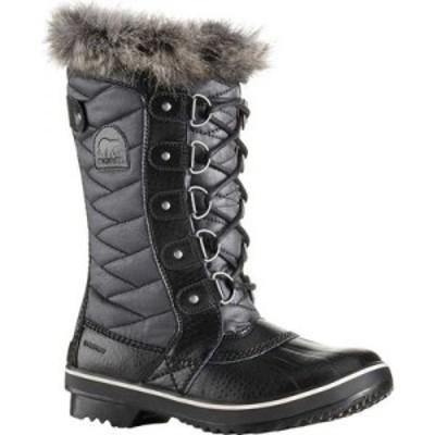 ソレル Sorel レディース ブーツ シューズ・靴 Tofino II Boot Black/Stone