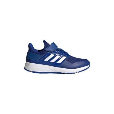 アディダス(adidas) ランニングシューズ ジュニア アディダスファイト エラスティックレース トップストラップ FW7304 キッズ スニーカー 運動靴 (キッズ)