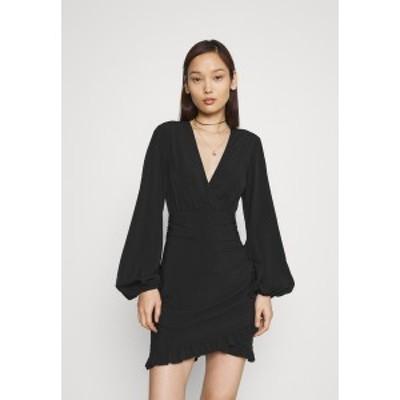 ニリーバイネリー レディース ワンピース トップス ROMANTIC DRESS - Cocktail dress / Party dress - black black