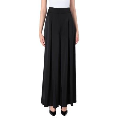 BABYLON ロングスカート ブラック 42 ポリエステル 95% / ポリウレタン 5% ロングスカート