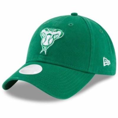 New Era ニュー エラ スポーツ用品  New Era Arizona Diamondbacks Womens Green Core Classic Twill St. Patricks Day 9TWEN