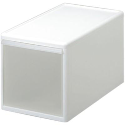吉川国工業所 組み合わせて使える収納ケース ミディL (ホワイト)  MOS-05ホワイト 【返品種別A】