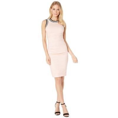 ニコルミラー Nicole Miller レディース ワンピース ワンピース・ドレス Sheath Dress Peach Daquari