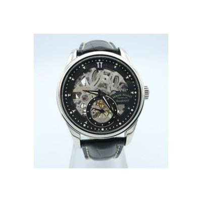 腕時計 アルマンニコレ Armand Nicolet Men's Manual Watch A622AAA-NRP713NR2-SD