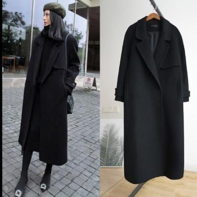 コート  大人気ロング丈チェスターコート シンプルデザイン 20代 30代 40代おすすめ  ファッション