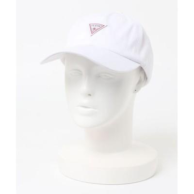 OVERRIDE / 【GUESS】GS DENIM LOW CAP MEN 帽子 > キャップ