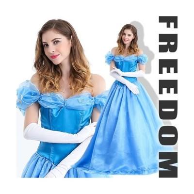 コスプレ衣装 プリンセス 姫 ドレス プリンセス ディズニー ディズニーランド パニエ付き4層スカートプリンセスドレスコスチューム 激安 セール