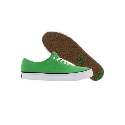 スニーカー メンズ ピーエフフライヤー PF Flyers Windjammer (green) PM08WJ2E