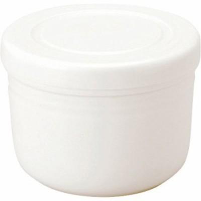 森修焼(しんしゅうやき) 保存容器 ミニ 直径90×高さ65mm 【日本製陶器・電子レンジOK・遠赤外線・マイナスイオン】