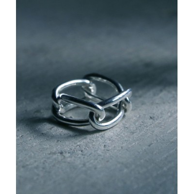 rinto / 【YArKA/ヤーカ】silver925 4 oval parts ring[jens]/4楕円パーツリング WOMEN アクセサリー > リング