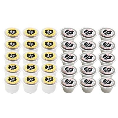 北海道くま納豆ミニカップ(粒・ひきわり) 各15個