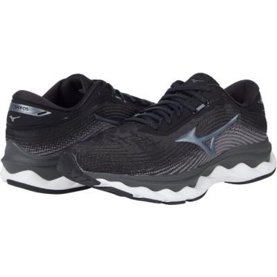 ミズノ Mizuno レディース ランニング・ウォーキング シューズ・靴 Wave Sky 5 Black