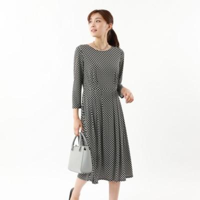 【Sサイズ〜】エアファインスムースドレス