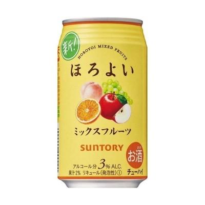 サントリー ほろよい ミックスフルーツ ( 350ml*24本入 )/ ほろよい
