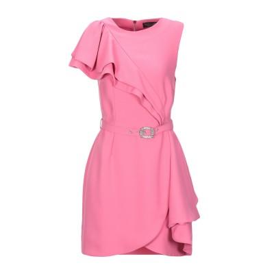 NORA BARTH ミニワンピース&ドレス ピンク 42 ポリエステル 100% ミニワンピース&ドレス